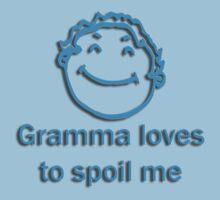 gramma spoil - blue by dedmanshootn