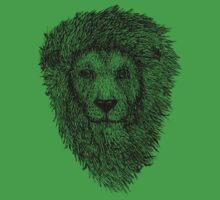 Lion Among Us Kids Tee