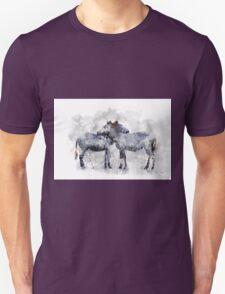 Zebra Family T-Shirt