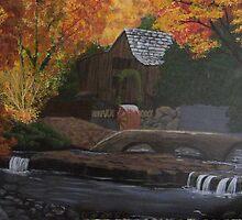 Eastern Mill by Dbutrflys