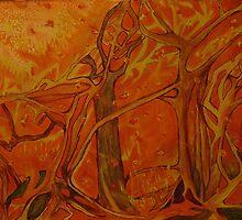 "Fire Storm: ""The Devils"" by Lynda Earley"