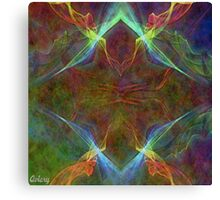 sci-fi wallpaper Canvas Print