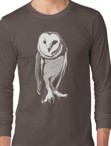 Just Owl Long Sleeve T-Shirt