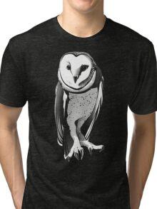 Just Owl Tri-blend T-Shirt