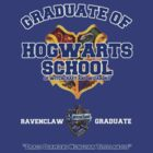 Graduate of Hogwarts School - Ravenclaw by JordanDefty