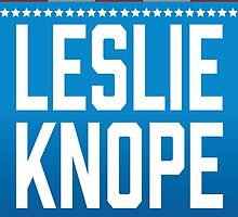 Leslie Knope For President by MichaelGRM