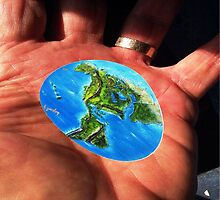 We Have The Whole World In Our Hands........... by WhiteDove Studio kj gordon