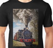 Loco 2705 - Through Train at Bargo River Road Unisex T-Shirt