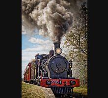 Loco 2705 - Through Train at Bargo River Road Unisex T-Shirt