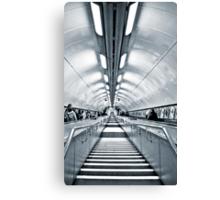 Terminal 6 Canvas Print