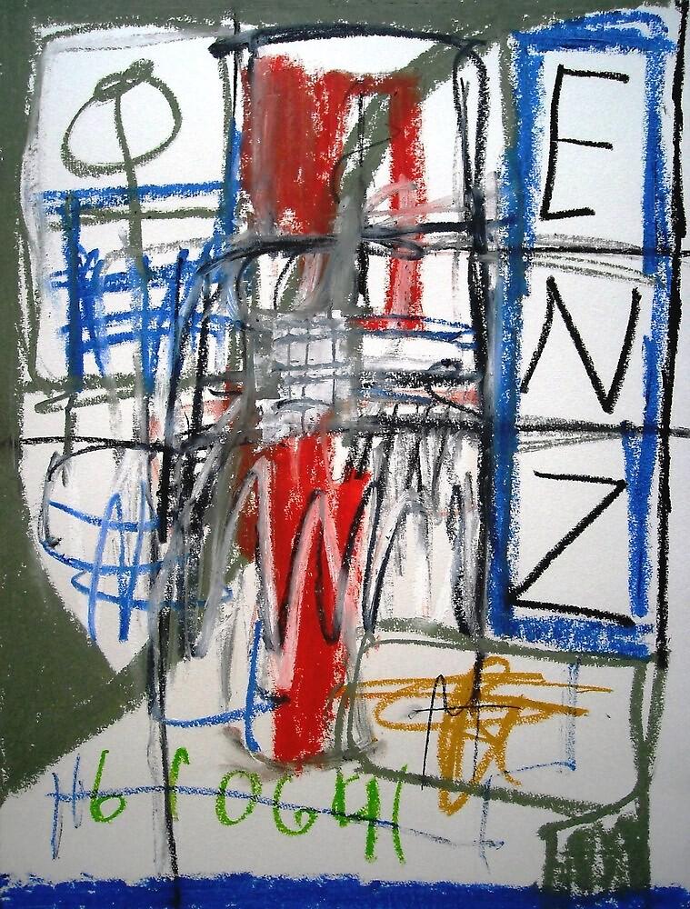 ENZ by Alan Taylor Jeffries