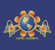 Earth Matters Tee by Jan Landers