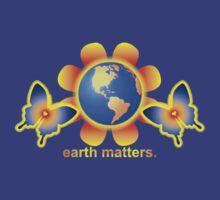 Earth Matters Tee by Jan Landers