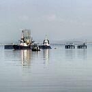 Hound Point Oil Terminal by Tom Gomez