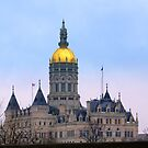 Hartfort, CT Capitol by Annlynn Ward