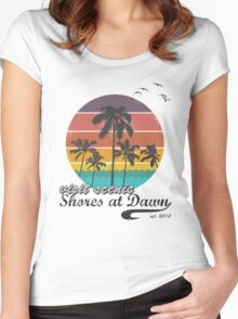 Summer Daze Women's Fitted Scoop T-Shirt