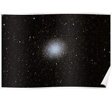 Omega Centauri - A Globular Cluster in Centaurus Poster
