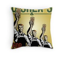 For Strength Throw Pillow
