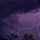 Lightning Storm by barnsis