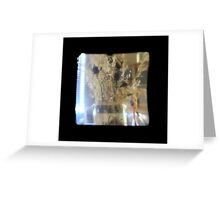 TTV Image ( Through The Viewfinder)#3 Greeting Card