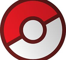 Pokeball (with Shadows) by Geo-