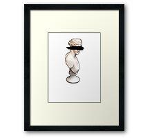 Censoraesthetics Framed Print
