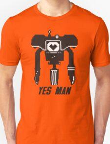 YES MAN: PIXEL VECTOR T-Shirt