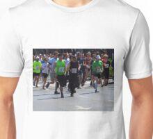 Vivicitta Run For The City 2011 Unisex T-Shirt