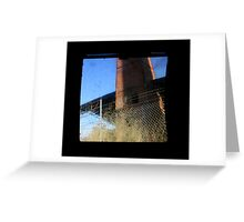 TTV Image ( Through The Viewfinder)#13 Greeting Card