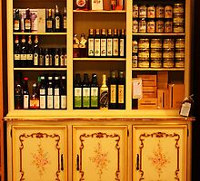 Yummy Shelves. Stresa, Italy 2011 by Igor Pozdnyakov