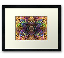 Elliptic Module Transformation  (UF0248) Framed Print
