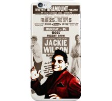 Jackie Wilson iPhone Case/Skin
