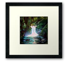 The Hills have Music Framed Print