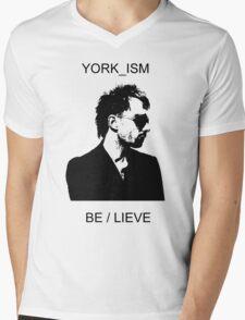 Yorkism Mens V-Neck T-Shirt