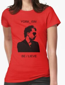 Yorkism Womens Fitted T-Shirt