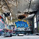 Graff Attack 2 by rossco