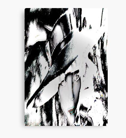 Sci-Fi Fedora #2 Canvas Print