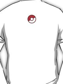 Pokeball (Flat Colors) T-Shirt