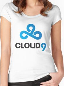 Cloud 9 Women's Fitted Scoop T-Shirt