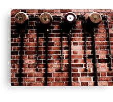 Reliable Sprinkler Canvas Print