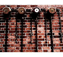 Reliable Sprinkler Photographic Print