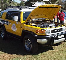 New Toyota FJ Cruiser by Joe Hupp