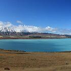 Lake Tekapo  by EblePhilippe