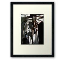 Romantic Prototype Framed Print