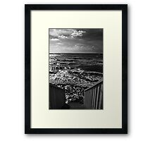 stairway to... Framed Print