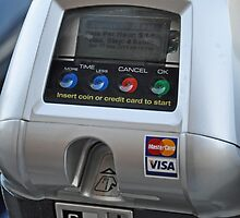 Parking Goes High Tech by Lenny La Rue, IPA