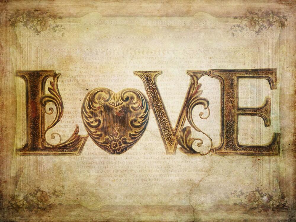 More Love.... by Carol Knudsen