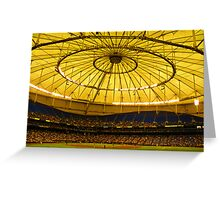 Game Day at The Trop Greeting Card