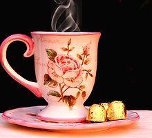 You are invited for coffee and chocolate by Mariann Kovats