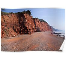 Red Cliffs Poster